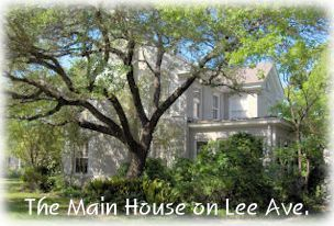 Bed and Breakfast lodging in College Station Texas